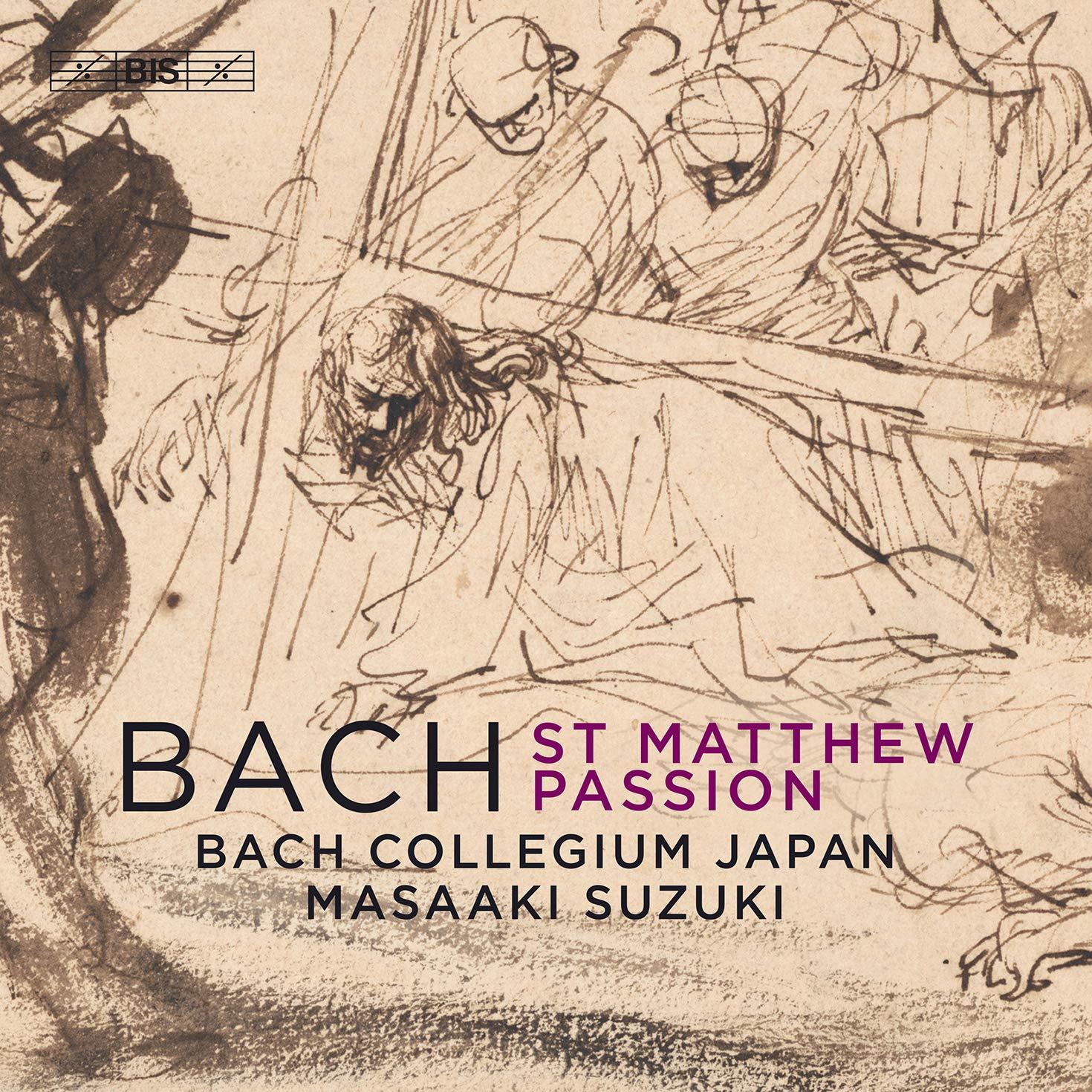 Suzuku Bach Matthew 2020 front