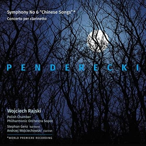 Penderecki Chinese